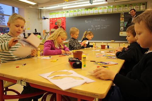 Finland Classroom