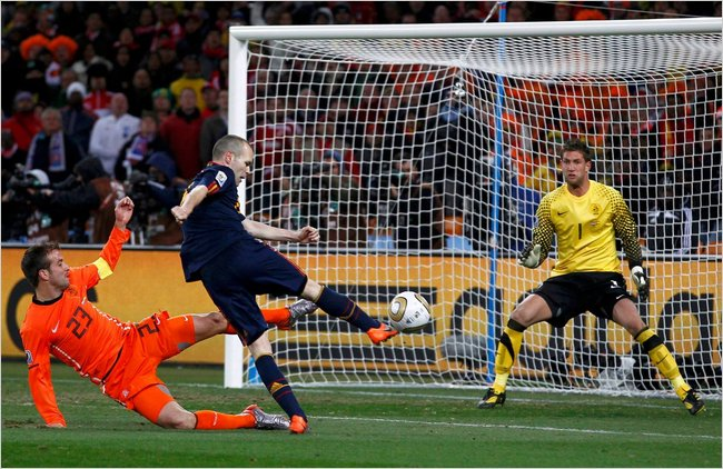 World Cup Goal