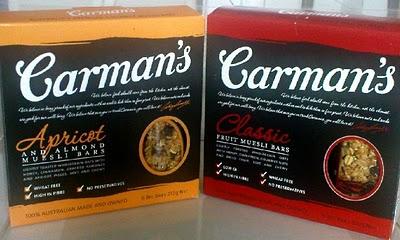 Carmen's Muesli