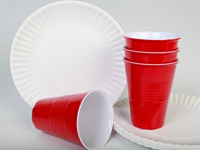 Plates-and-cups